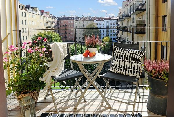 77 praktische Balkon Designs  Coole Ideen den Balkon