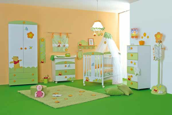 Kinderzimmer junge baby grün  Kinderzimmer Junge Baby – ragopige.info