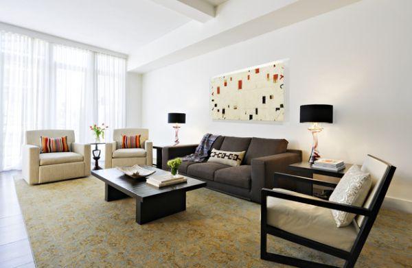 Design Lampen Wohnzimmer Design Inspirierende Bilder Von Modernes ... Moderne Wohnzimmer Leuchten