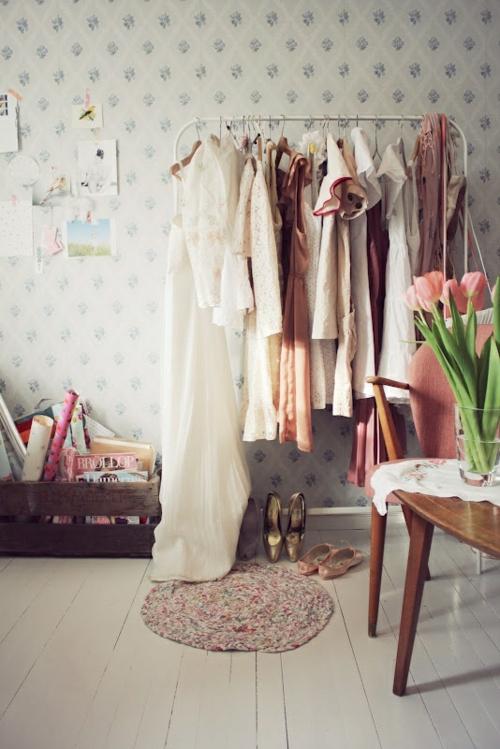 Ankleideraum gestalten  40 feine Ideen fr Ihren Kleiderschrank