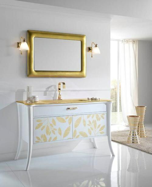 Badezimmer Mbel und Zubehr  55 feine Badezimmer Designs