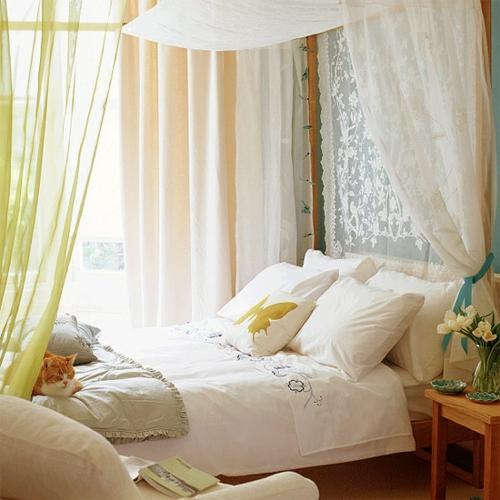 46 romantische Schlafzimmer Designs  Se Trume