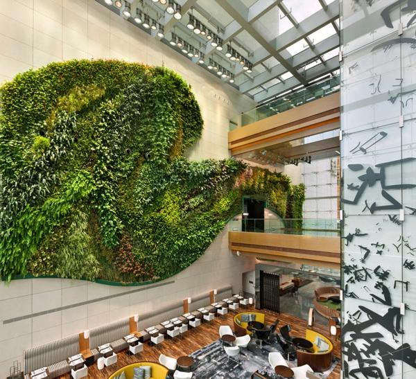 indoor vertikaler garten bringen sie die natur zu hause garten, Garten und Bauten