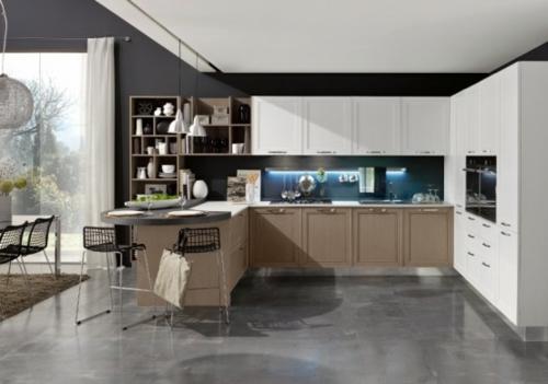 Kcheneinrichtung Ideen  Maxim Kchen fr die moderne Wohnung