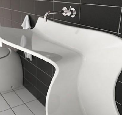 Coole Ideen fr modernes Waschbecken im Bad  groartige