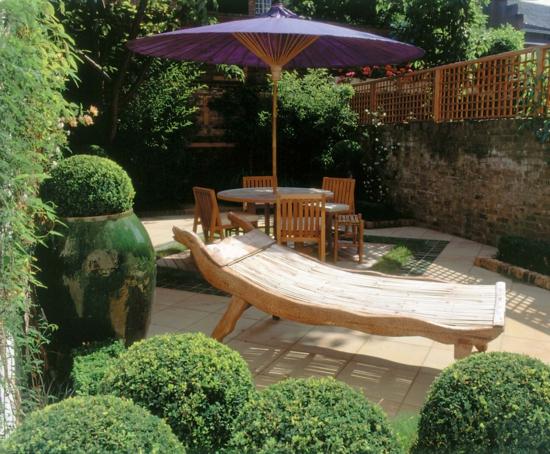 kleiner garten gestaltungsideen schlicht und modern moderner, Garten und erstellen