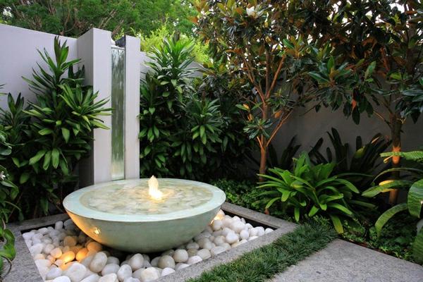 Deko Garten Modern   Möbelideen