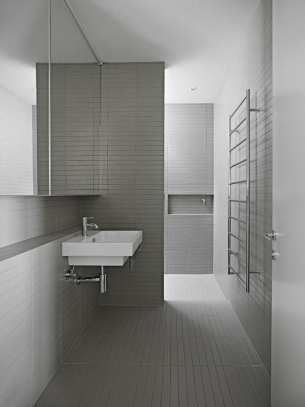 Groes modernes Haus in Melbourne Australien von be architecture
