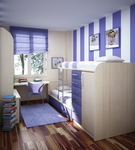 Kleine Raume Farblich Gestalten Wandfarbe Und Mobel Mobel Fur ... Mobel Fur Kleine Wohnzimmer