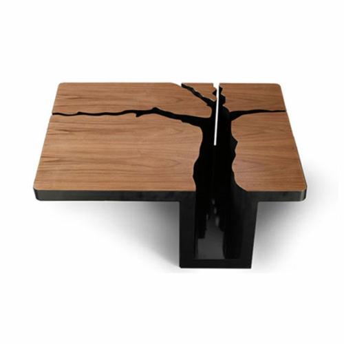 tische tische modern holz und glas quadratisch | sichtschutz - Moderne Tische Fur Wohnzimmer