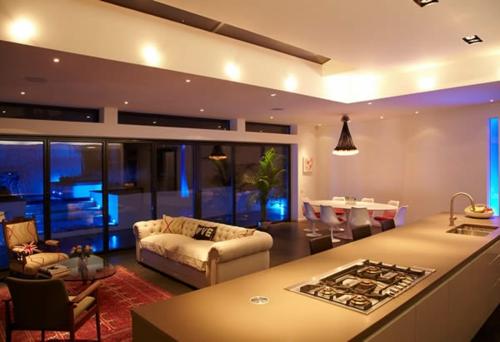 indirekte beleuchtung wohnzimmer - terrasseenbois - Indirekte Beleuchtung Wohnzimmer Modern