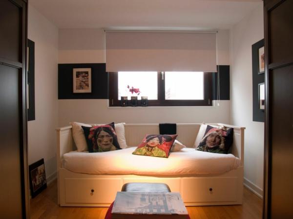 Gewagte Einrichtung fr Penthouse Wohnung in der exquisiten Stadt Kln