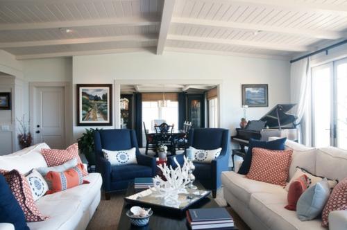 design wohnzimmer grau wei s rot wohnzimmer grau wei a rot   ifmore, Innenarchitektur ideen