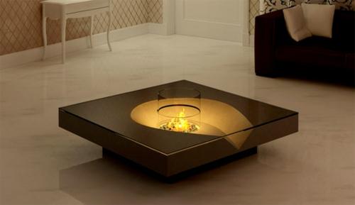 couchtisch design - boisholz - Moderne Wohnzimmertische