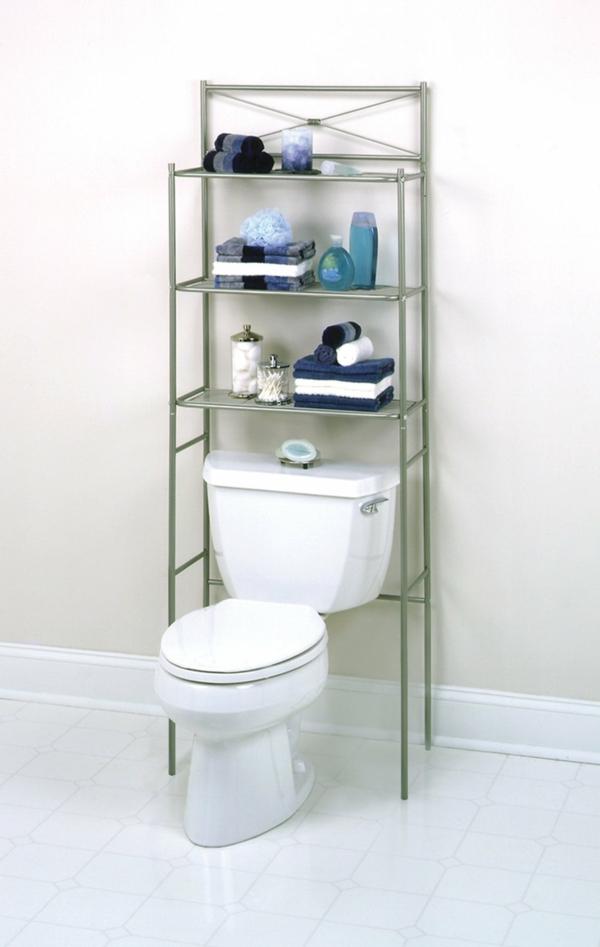 Mehr Stauraum im Badezimmer  schlaue und praktische