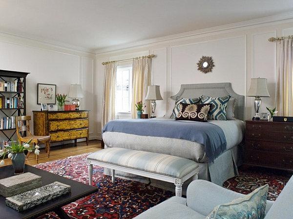 Stilvolle Dekorationsideen Schlafzimmer