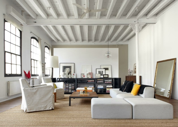Urbanen Dachboden Einrichtungsstil nach Hause bringen