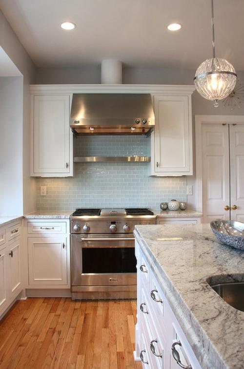 5 beliebte Granitplatten in hervorragenden Kchen