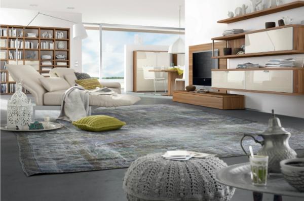 Moderne Wohnzimmer Einrichtung U2013 Originelle Designs