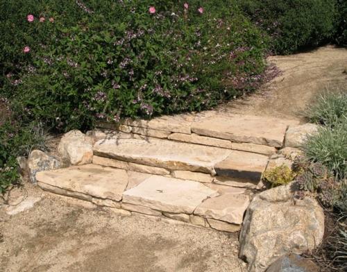 Steinplatten im Garten  ntzliche Ratschlge fr die