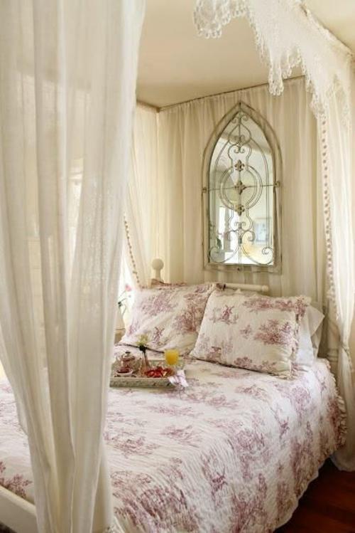 Romantische Schlafzimmer Einrichtung  ein unendliches Mrchen