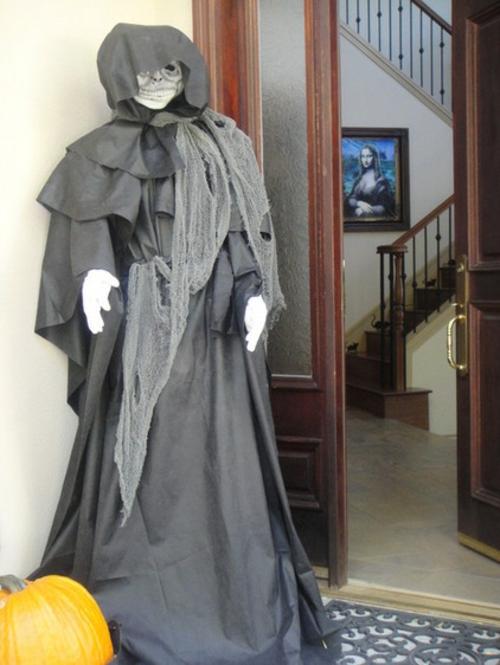 halloween party deko zum selbermachen horror deko selber machen, Moderne deko