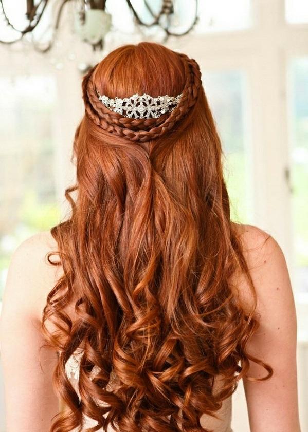 Hochzeitsfrisuren zum Nachmachen 33 Haarideen fr die