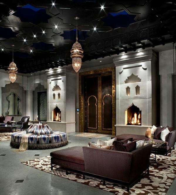 Marokkanisches Haus in LA  stylish und spektakulr
