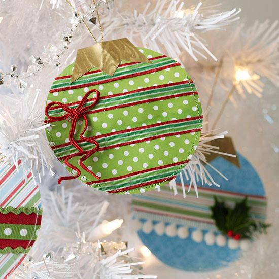 Weihnachtsdekoration aus Papier  18 coole Kreationen zum