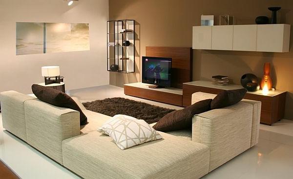 Das Zuhause Gemütlich Einrichten - Die Neugestaltung Einer Wohnung ... Wohnzimmer Gemutlich Dekorieren