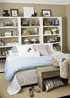Aufbewahrungsideen im Schlafzimmer   35 ausgeklügelte Lösungen