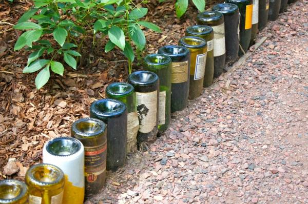 bastelideen fur gartendeko - boisholz, Garten und bauen
