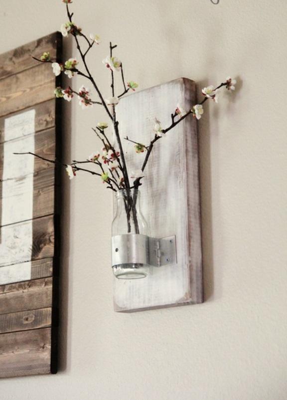 12 DIY Deko Ideen  die Ihre Wohnung erfrischen werden