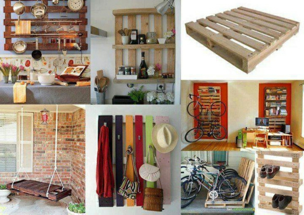 Europaletten Recyceln DIY Mbel Aus Holzpaletten