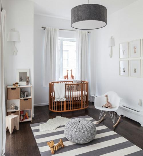 Babyzimmer Komplett Gestalten  25 Kreative Und Bunte Ideen