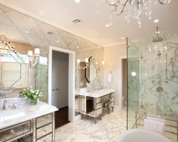 Romantisches Bad einrichten  wertvolle Tipps und Einrichtungsideen