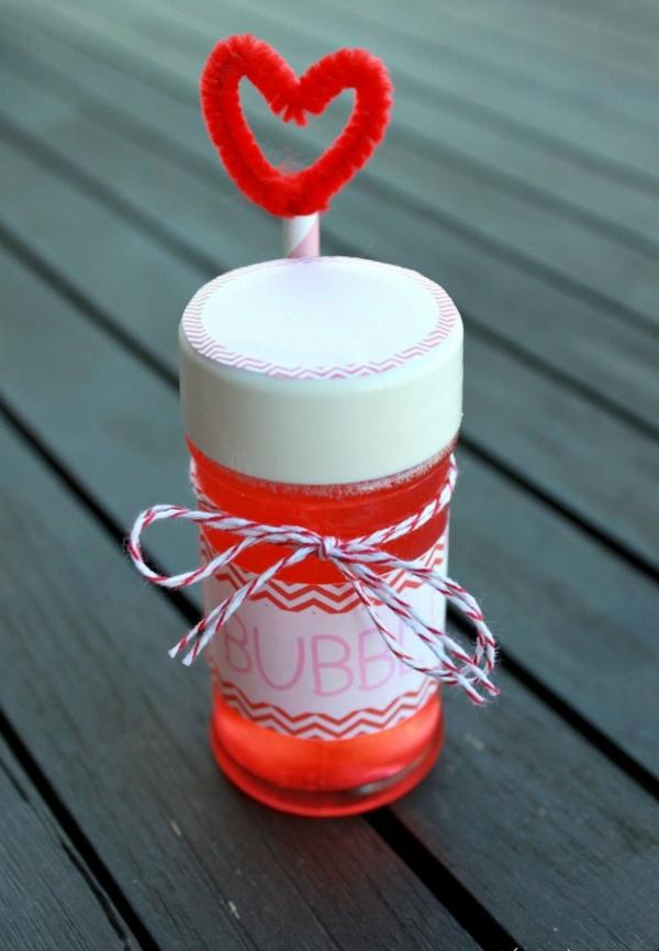 Valentinstag Geschenke selber machen  14 originelle DIY