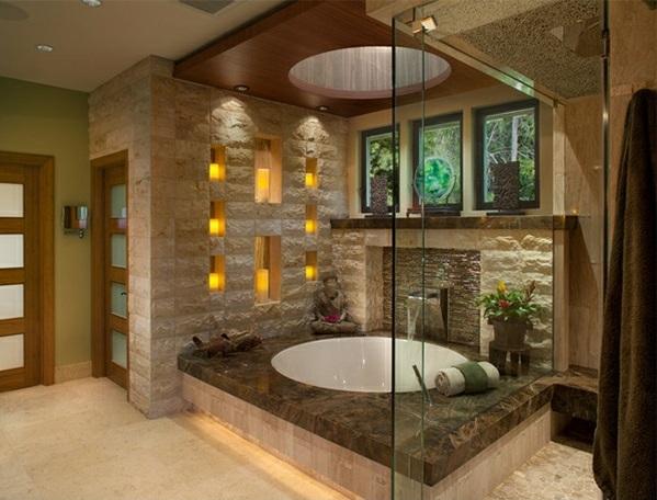 Badezimmer aus Asien  richtige Inspiration
