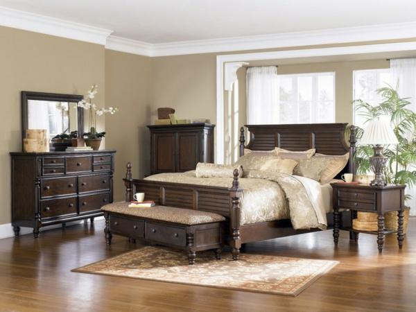 Multifunktionales Schlafzimmer gestalten  fr kleine Rume angebracht