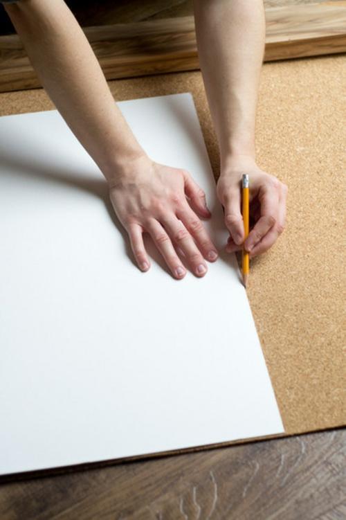 Pinnwand selber machen  Wanddeko und Hilfsmittel fr die Organisation