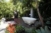 Heies Bad - freistehende Badewannen bieten Entspannung