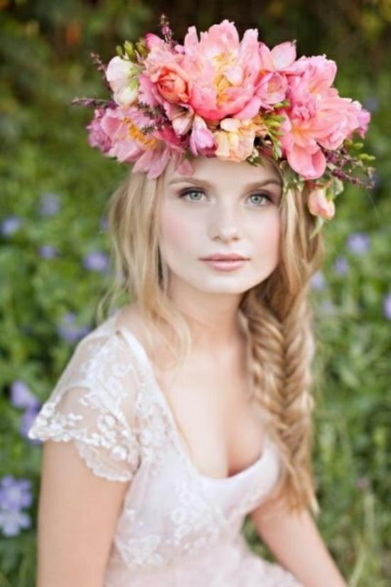 Hochzeit im Frhling  Deko Ideen mit Frhlingsblumen