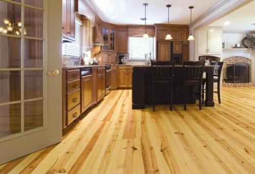 Holzdielen In Der Kche. Kitchen Interior Unsere Ikea Kche Metod In