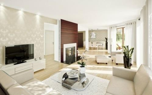 10 schne Wohnzimmer Ideen  trendy und gemtlich