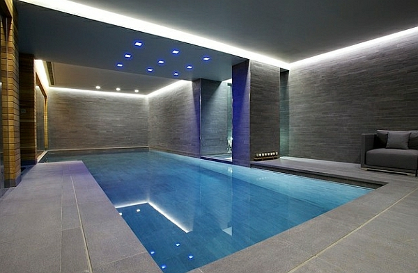 Indoor pool einfamilienhaus  Indoor Pool Bauen Traumhafte Schwimmbaeder – usblife.info