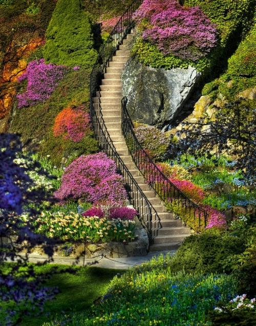 Schoner Garten Mit Wenig Aufwand Images. Stunning Schoner Garten ...