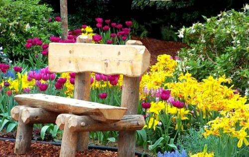 Gartendekoration selber machen  20 spezielle Dekoideen fr Sie