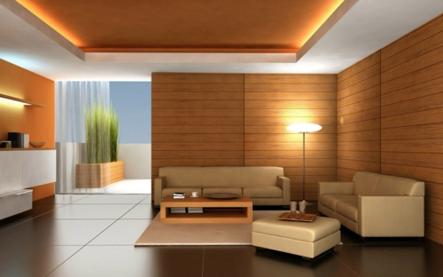 wohnzimmer decken neu gestalten - boisholz - Deckengestaltung Wohnzimmer Modern