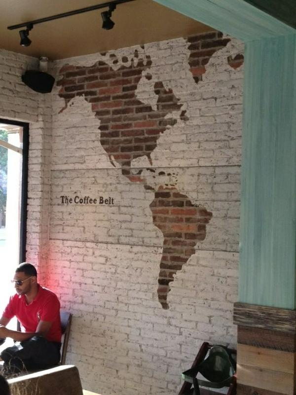 Wnde streichen  Wohnideen fr erstaunliche Wanddekoration
