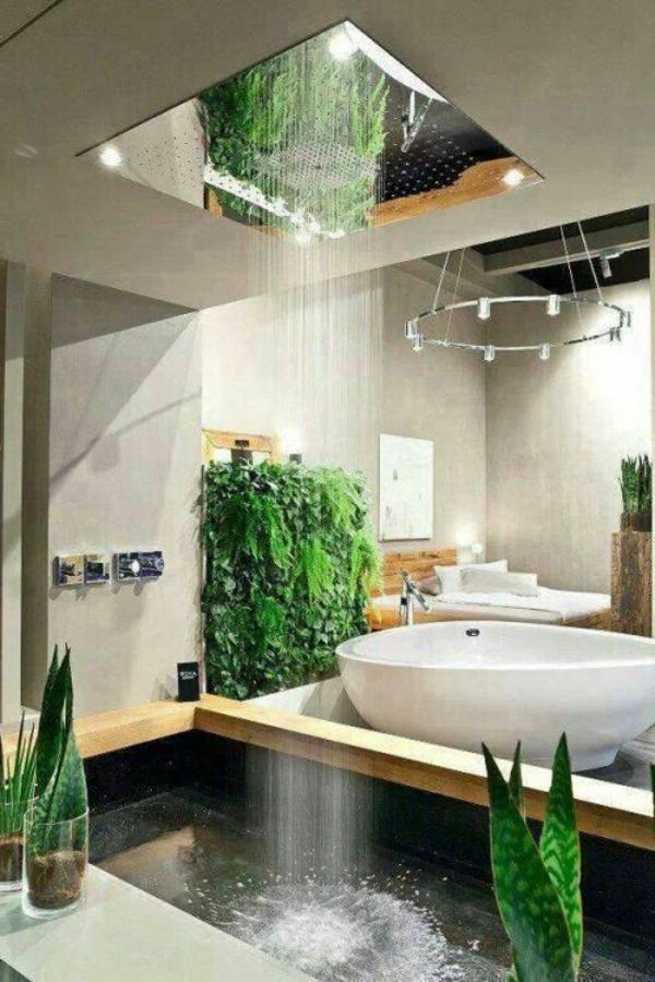 Badezimmermoebel Gruen